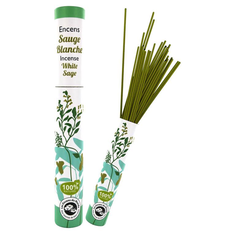 Encens végétal x30 sauge 258250