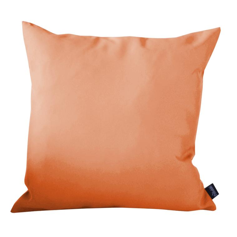 Coussin polyester orange 40x40 cm 259749