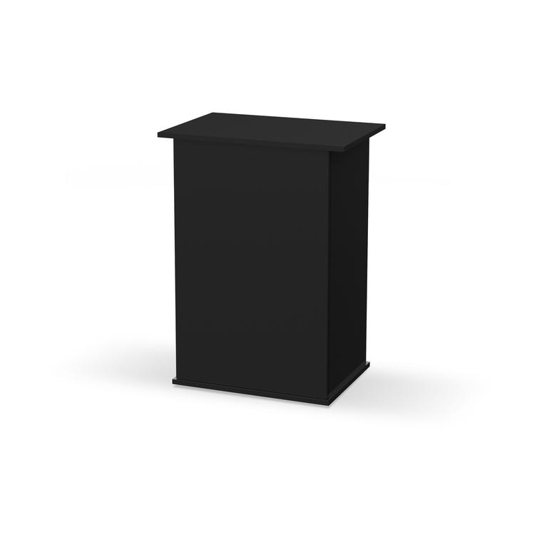 Meuble émotions nature pro 60 noir 61 x 40 x 83 cm 260123