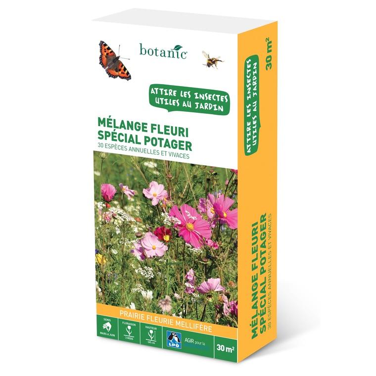 Mélange fleuri spécial potager 260150