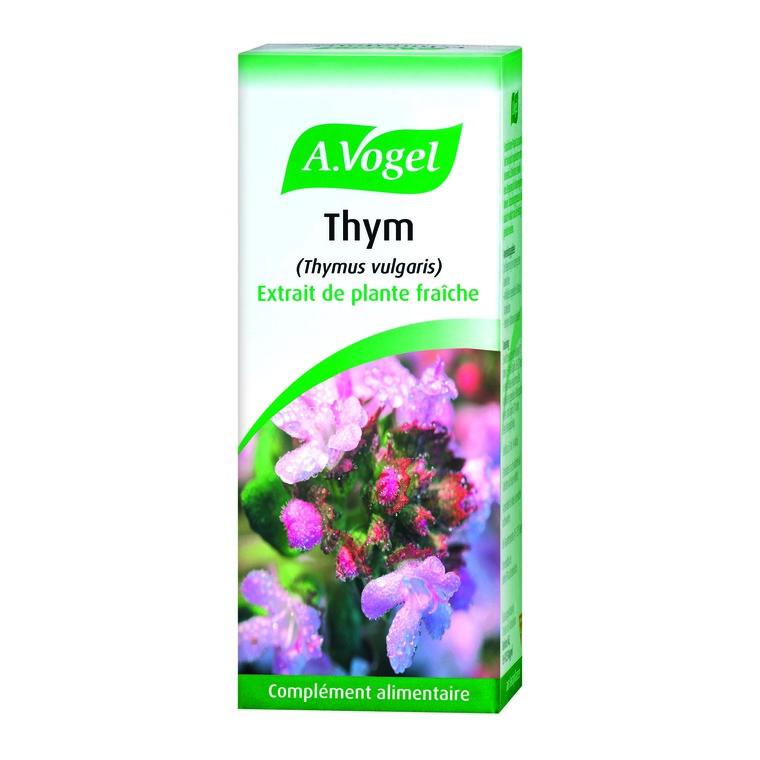 Extrait de plante fraiche de thym bio en flacon de 50 ml 260228