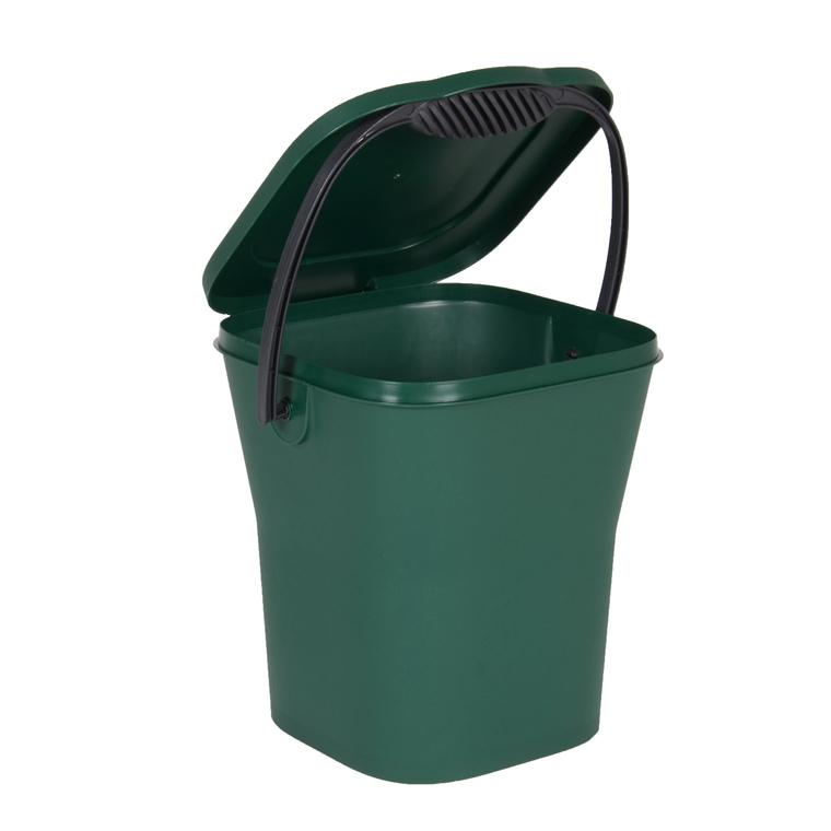 Seau à compost vert - 6L 260295