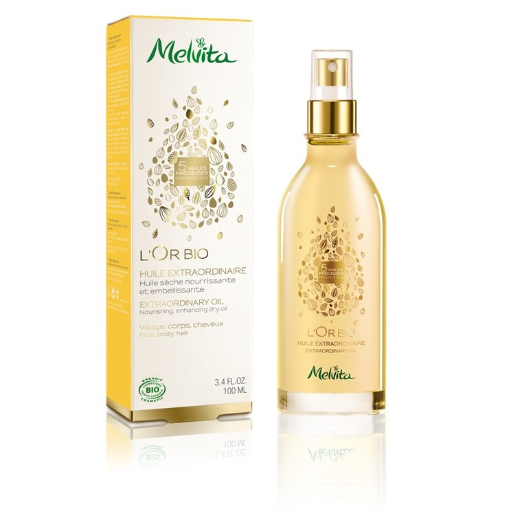 Huile extraordinaire Melvita 100 ml 260386