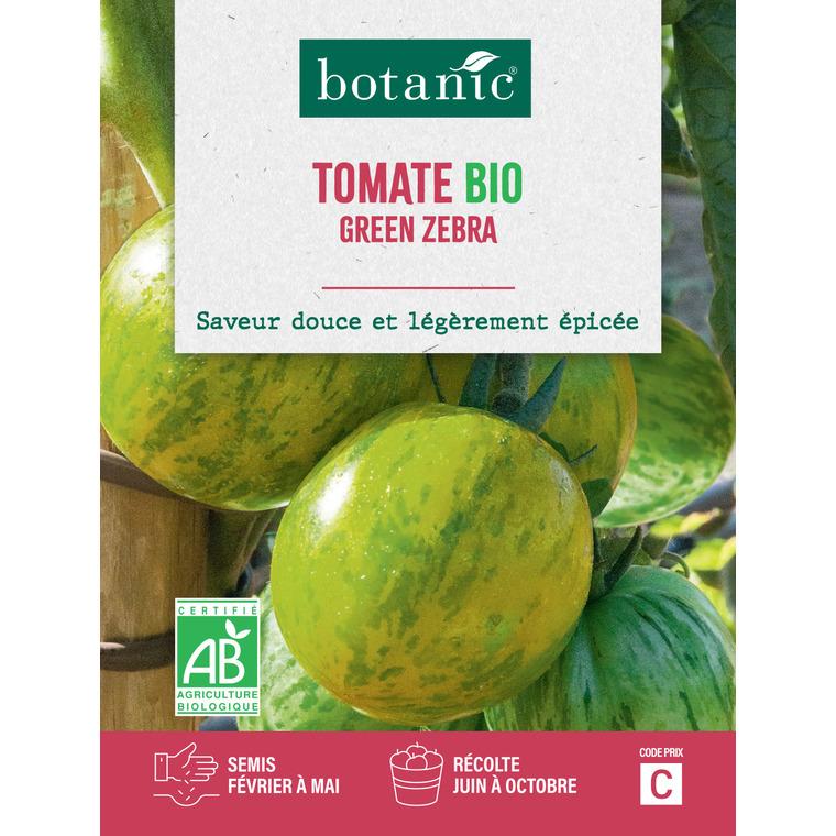 Tomate Green Zebra AB BIO 261438