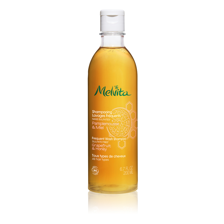 Shampooing lavages fréquents Melvita 200 ml 263997