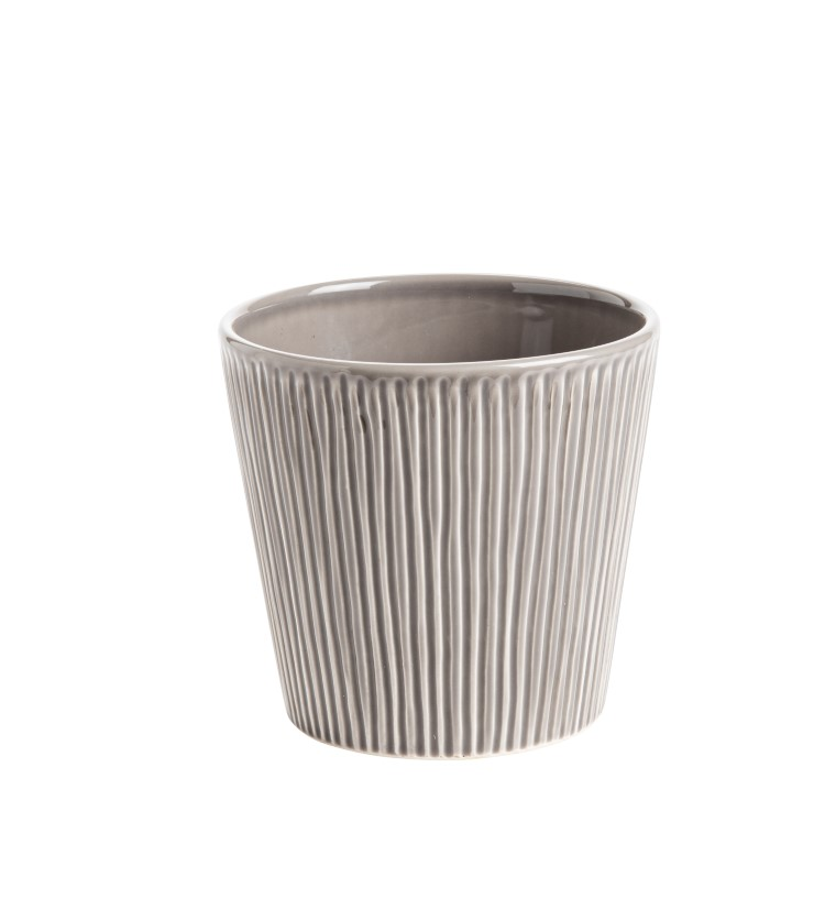 Cache-pot Riscado Ø 17 x H 16 cm Céramique 278484