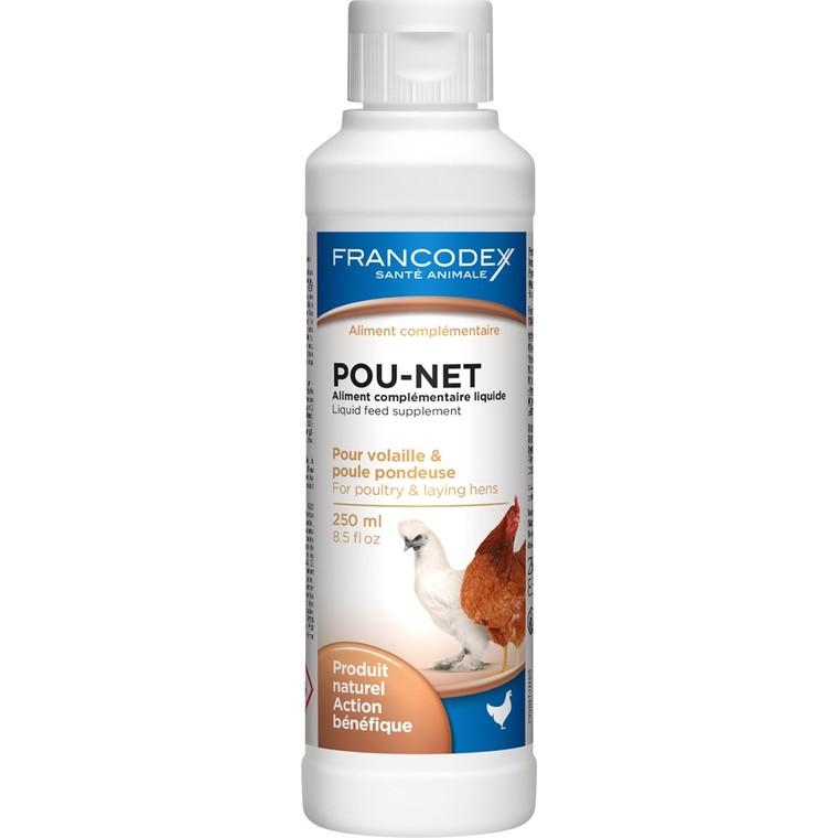 Pou-net volaille en flacon blanc de 250 ml 280574