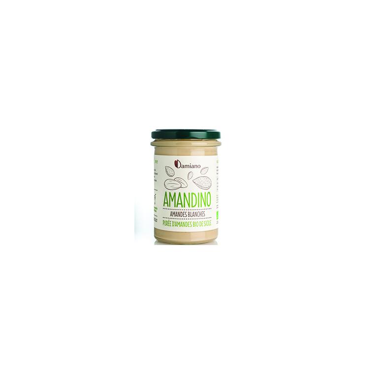 Purée d'amandes blanches Amandino - 275 g 281279