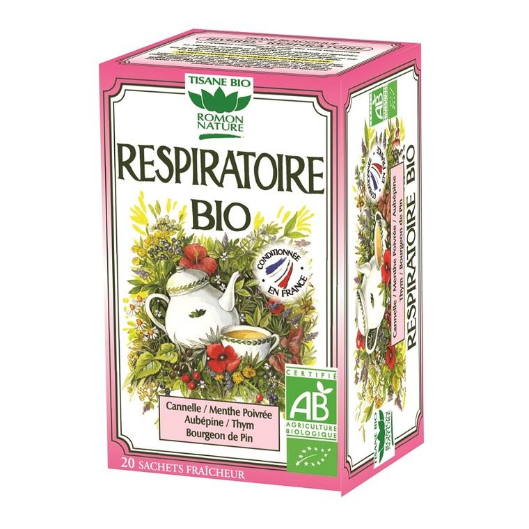 Infusion Respiratoire bio 32 g 281589
