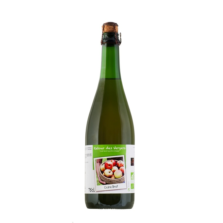 Cidre brut bio 288351