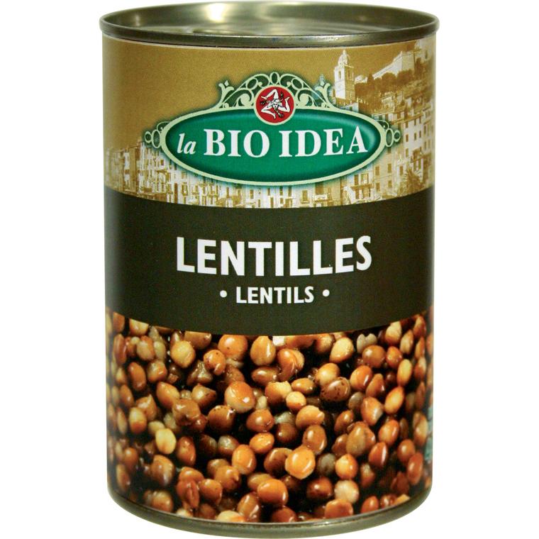 Lentilles bio - 400 gr 291215