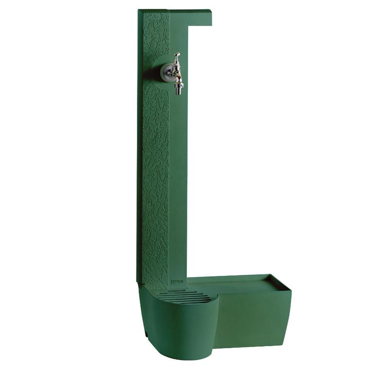 Fontaine Catessens vert sable – 98 cm de haut 291906