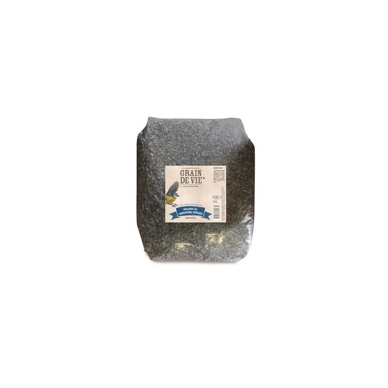 Graines de tournesol striées - 5 kg 298724