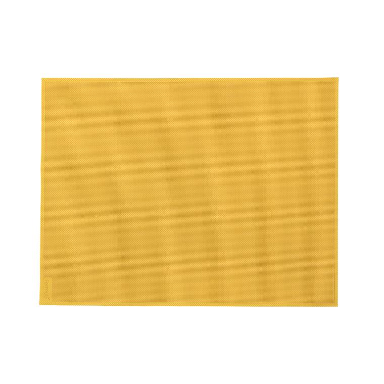Set de table jaune