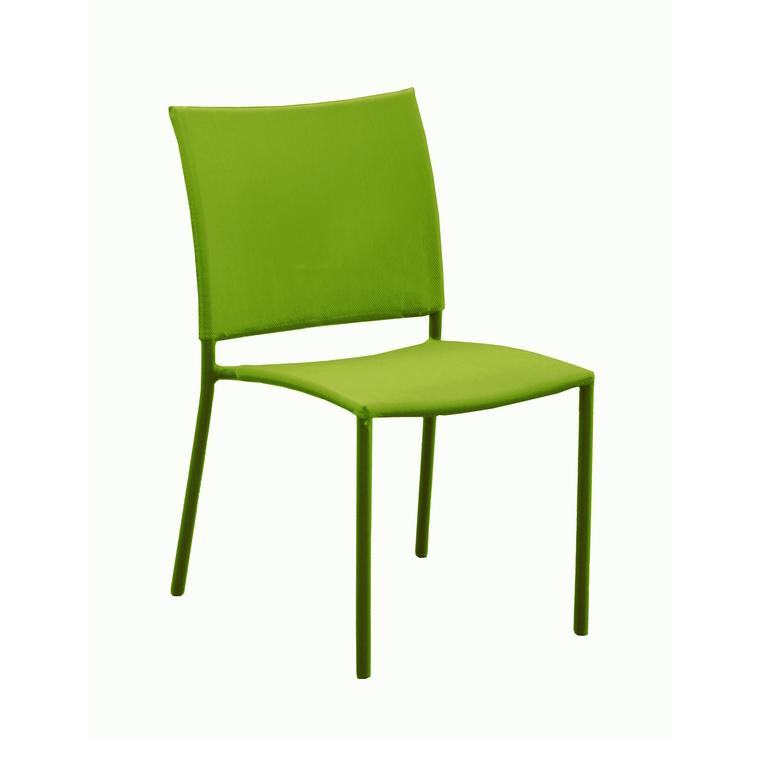 Chaise enfant couleur vert mousse tables et chaises de jardin fermob nos produits botanic - Chaise jardin couleur ...