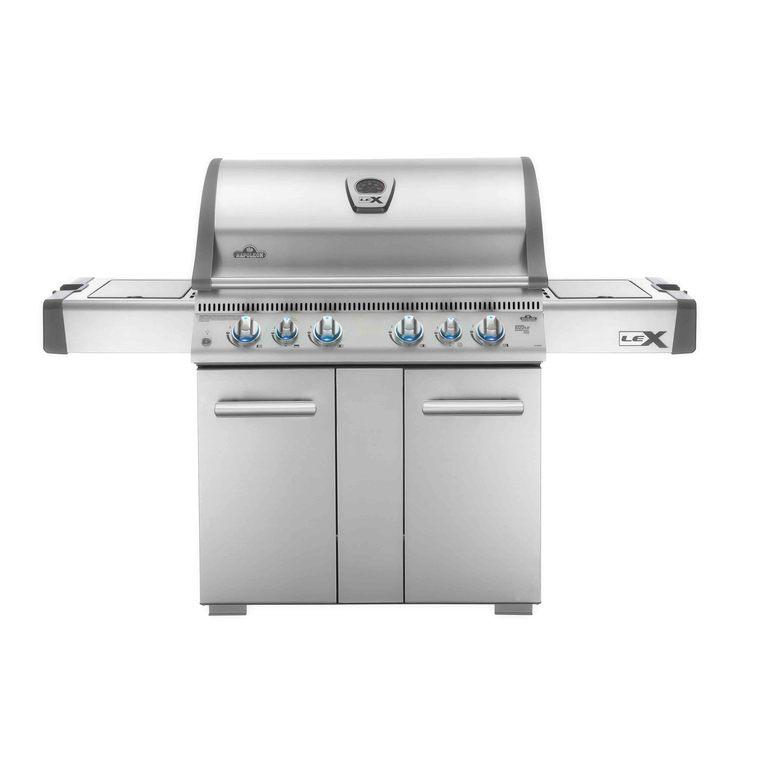 Barbecue au gaz LEX 605