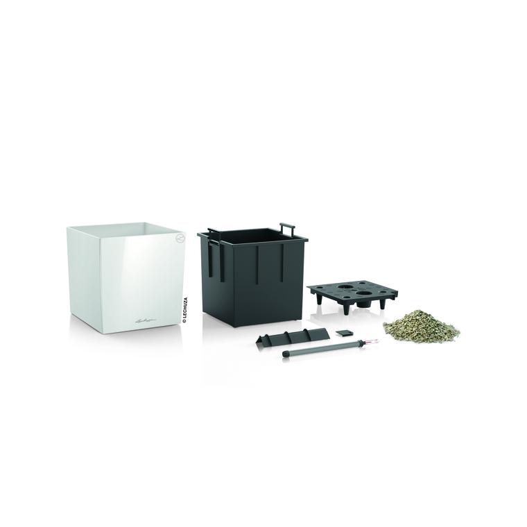 Cube Premium 30 blanc - kit complet