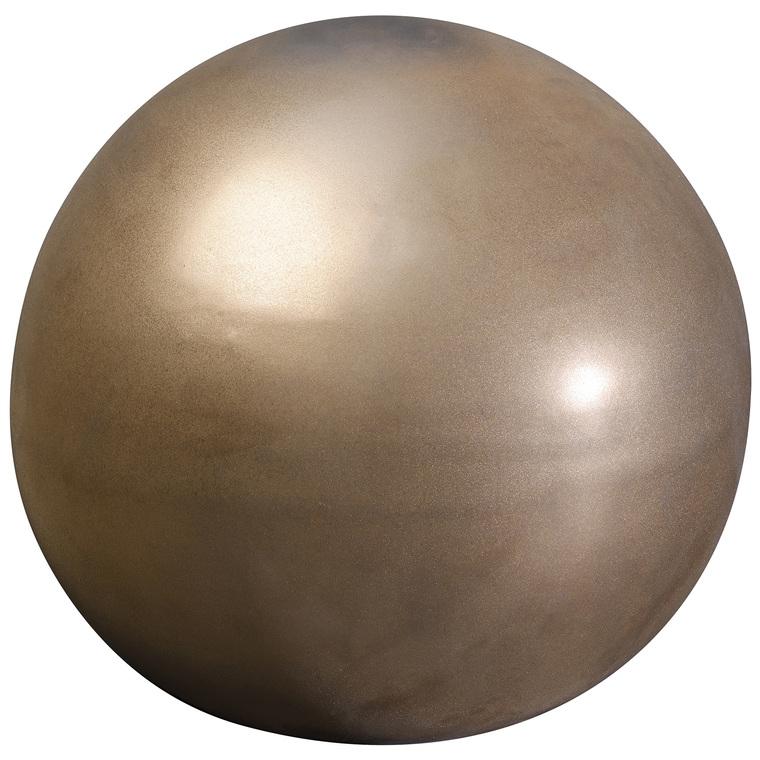 Sphère Treasure dorée diam. 20 cm