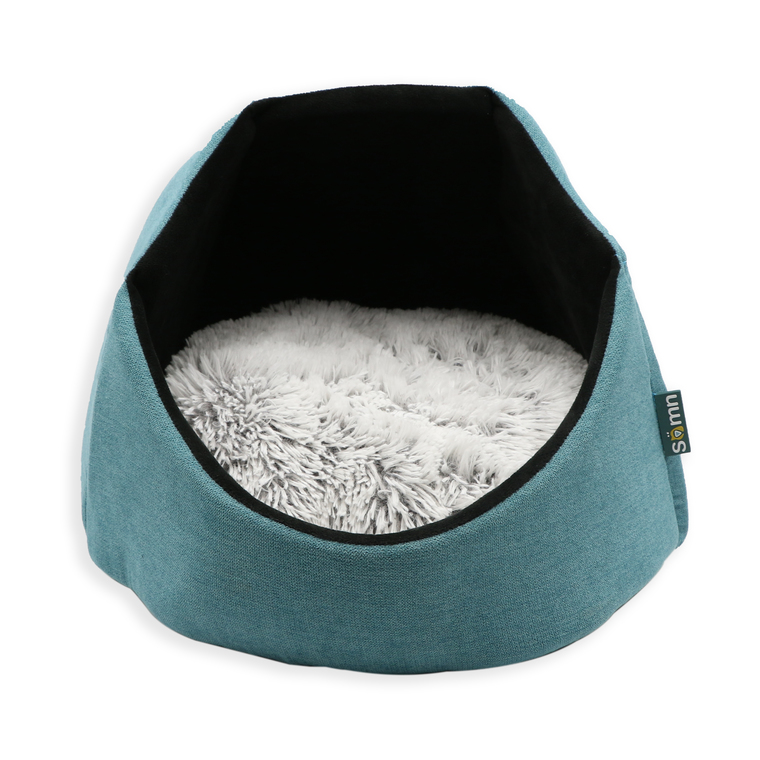 Corbeille en dôme rond pour chat Comfort Inuit H 45 x Ø 35 cm