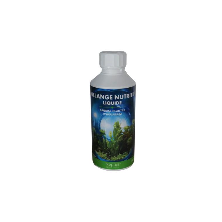 Supplément liquide pour plantes 500 ml NEPTUS