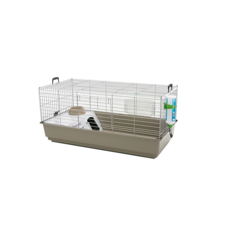 cage lapin botanic. Black Bedroom Furniture Sets. Home Design Ideas