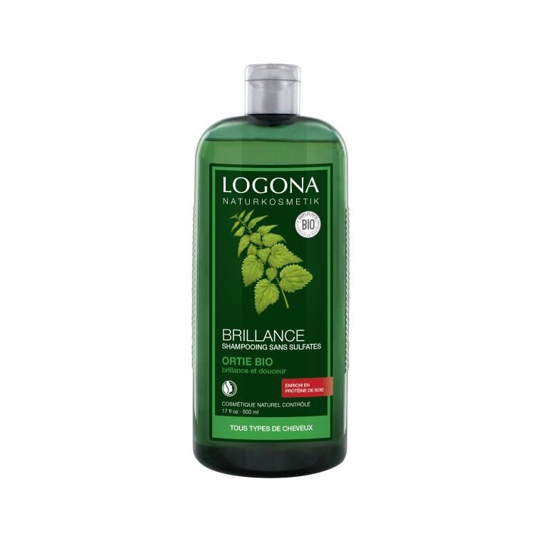 Shampoing Brillance àl'ortie 500 ml