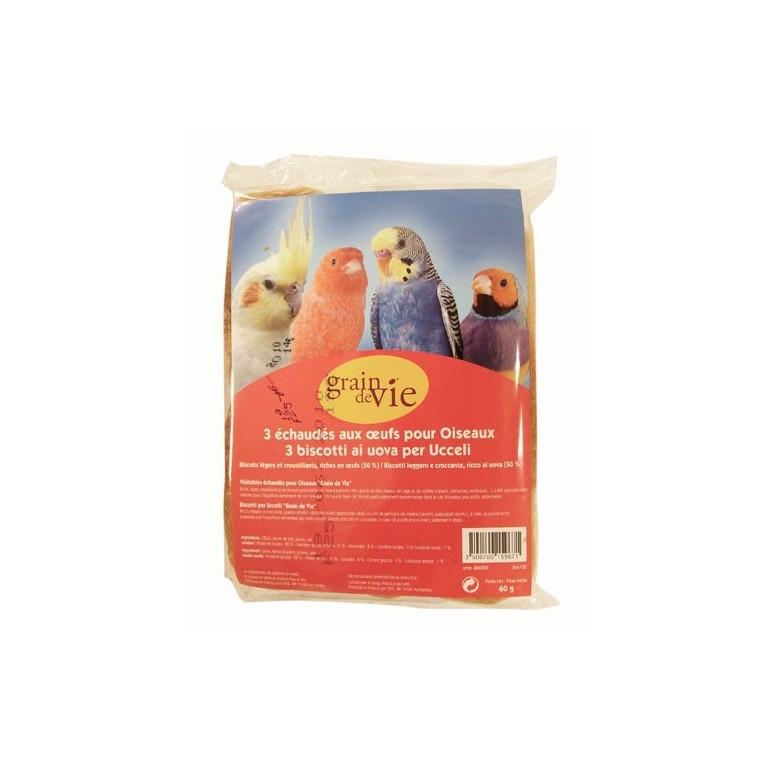 Echaudés aux oeufs x3 60 g