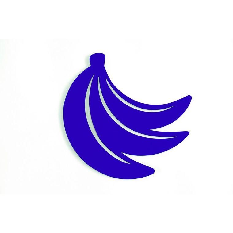 Dessous de plat bananes violet