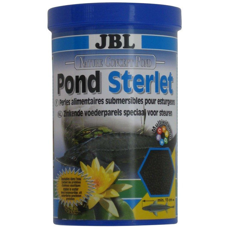 Aliment pour poissons Pond Vario 1 L