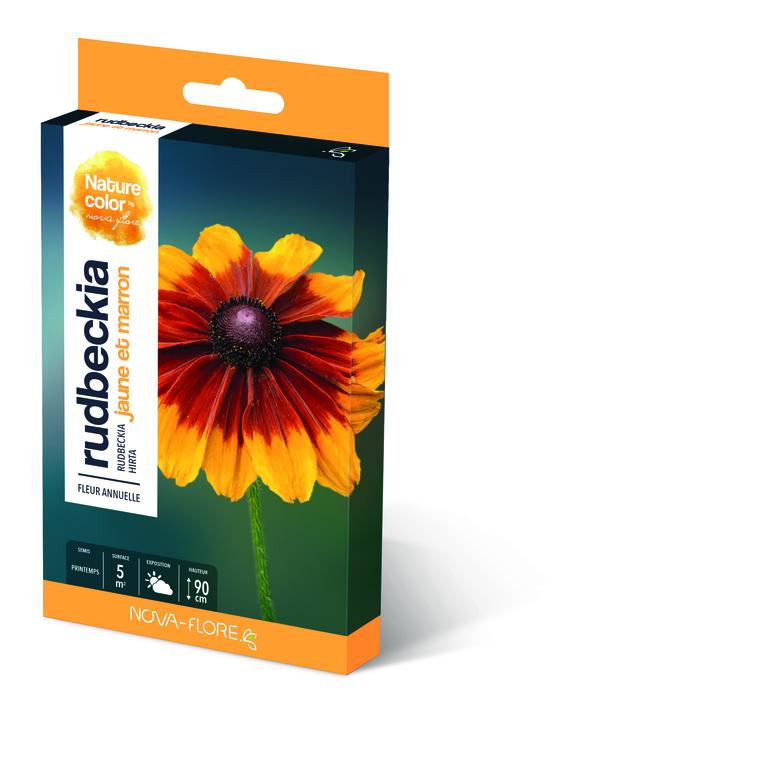 Semences pour rudbeckia jaune – 5 m2