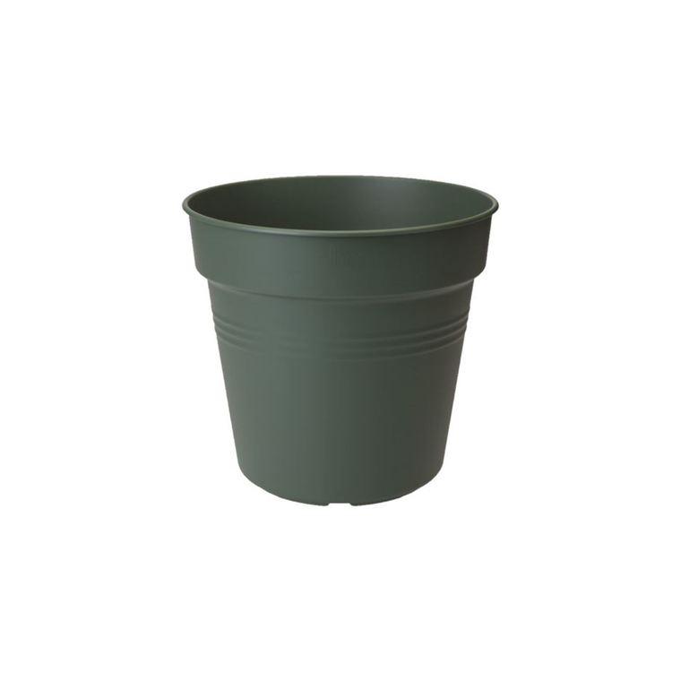 Pot de culture Green Basics vert - Ø30 x H27,60