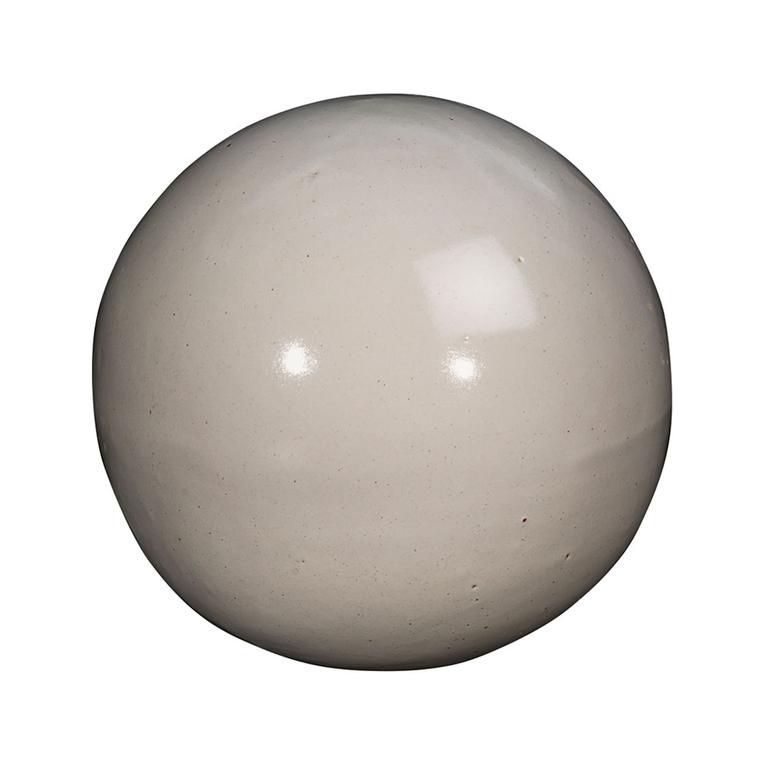 Boule de décoration Stockholm diam.30 cm blanc