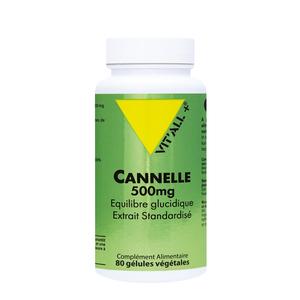 Extrait standardisé de cannelle en boite de 500 ml 300864