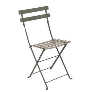 Chaise pliante d'extérieur couleur romarin