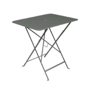 Table pliante rectangulaire couleur romarin L77xl57xh74 300984