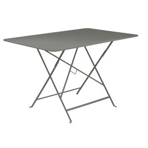 Grande Table pliante rectangulaire couleur Romarin 117 x 77 x 74 cm