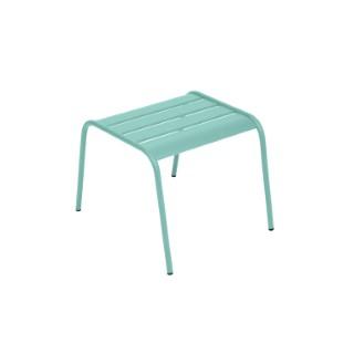 Table Basse Couleur Bleue Lagune 42 x 45 x 41 cm