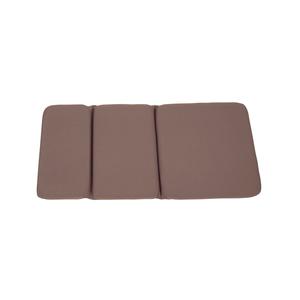 Coussin pour fauteuil bas Monceau couleur grise