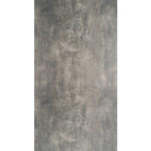 Plateau de table fin HPL couleur gris ciment 250x100x1,3 cm 301283