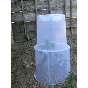 Rehausse Cloche transparent Ø40 cm 301423