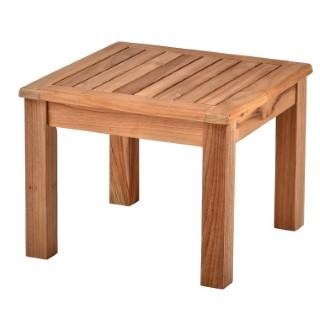 Table basse en teck
