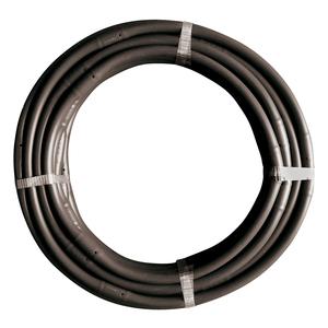 Tuyau Ø 16 mm 4 bars noir avec goutteurs intégrés 2 L/h 25 m