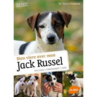 Bien Vivre avec mon Jack Russel 64 pages 10 vidéos Éditions Eugen ULMER 308262