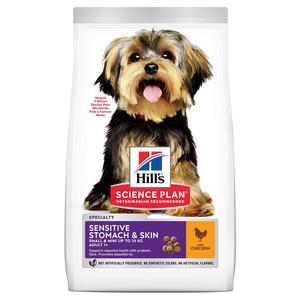 Croquettes canine small et miniature sensitive 3 kg 310053