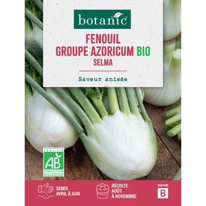Fenouil selma bio 310092