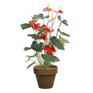 Pot horticole en terre cuite émaillée Taupe – D25 x H23 310710