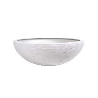 Vasque Graphit Blanc cérusé - D59 x H21