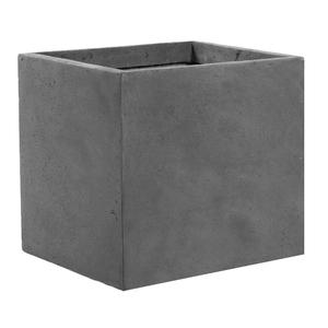 Pot carré Genève GM gris 223,9 L