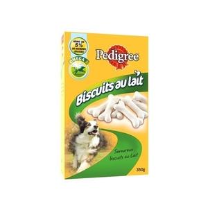 Friandise biscuits au lait 350g Pedigree