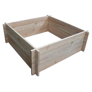 carr potager am nagement bac potager carr botanic. Black Bedroom Furniture Sets. Home Design Ideas